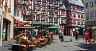 Deutsche Innenstädte werden zum Erlebnispark